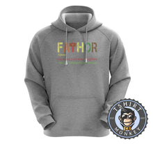 Load image into Gallery viewer, FaThor 01 Hoodies Hoodie Hoody Jumper Pullover Mens Ladies Kids Unisex 0356