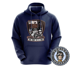 Lou's Tavern Fight Club Hoodies Hoodie Hoody Jumper Pullover Mens Ladies Kids Unisex 0324