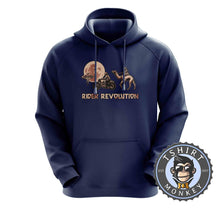 Load image into Gallery viewer, Rider Revolution Funny Graphic Illustration Hoodies Hoodie Hoody Jumper Pullover Mens Ladies Kids Unisex 1251