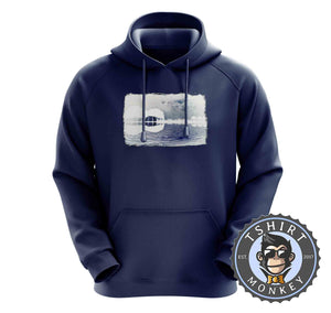 Distressed Guitar Island Inverted Hoodies Hoodie Hoody Jumper Pullover Mens Ladies Kids Unisex 0086