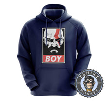 Load image into Gallery viewer, Boy - God of War Inspired Kratos Vintage Graphic Gaming Hoodies Hoodie Hoody Jumper Pullover Mens Ladies Kids Unisex 1319