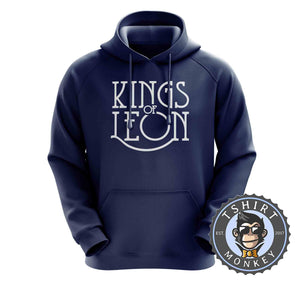 Kings Of Leon Inspired Hoodies Hoodie Hoody Jumper Pullover Mens Ladies Kids Unisex 0347