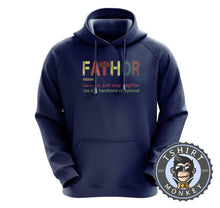 Load image into Gallery viewer, FaThor 02 Hoodies Hoodie Hoody Jumper Pullover Mens Ladies Kids Unisex 0357