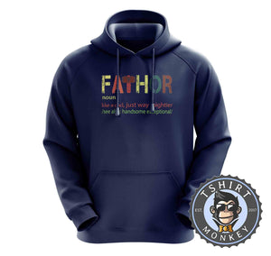 FaThor 02 Hoodies Hoodie Hoody Jumper Pullover Mens Ladies Kids Unisex 0357
