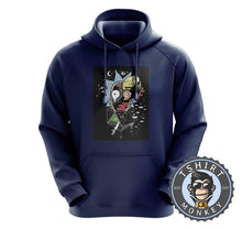 Load image into Gallery viewer, Rick And Morty Abstract Hoodies Hoodie Hoody Jumper Pullover Mens Ladies Kids Unisex 0188