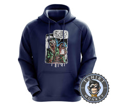 Load image into Gallery viewer, Can't Start My Day Without A Freshly Ground Joe Funny Comic Hoodies Hoodie Hoody Jumper Pullover Mens Ladies Kids Unisex 1199