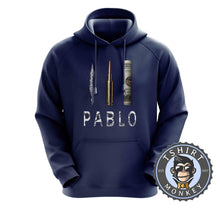 Load image into Gallery viewer, Pablo Hoodies Hoodie Hoody Jumper Pullover Mens Ladies Kids Unisex 0125