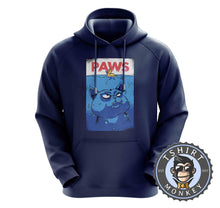 Load image into Gallery viewer, Paws Hoodies Hoodie Hoody Jumper Pullover Mens Ladies Kids Unisex 3014