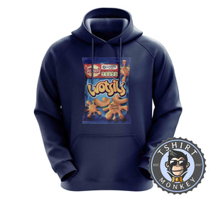 Wotsits Hoodies Hoodie Hoody Jumper Pullover Mens Ladies Kids Unisex 0253