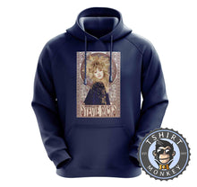 Load image into Gallery viewer, Mucha Art Stevie Nicks Inspired Graphic Illustration Halftone Hoodies Hoodie Hoody Jumper Pullover Mens Ladies Kids Unisex 1121