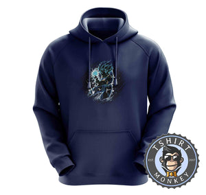Super Saiyan Hoodies Hoodie Hoody Jumper Pullover Mens Ladies Kids Unisex 3013