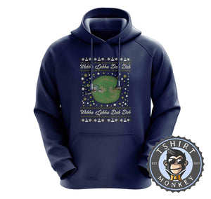 Wubba Lubba Dub Dub Ugly Sweater Christmas Hoodies Hoodie Hoody Jumper Pullover Mens Ladies Kids Unisex 1678