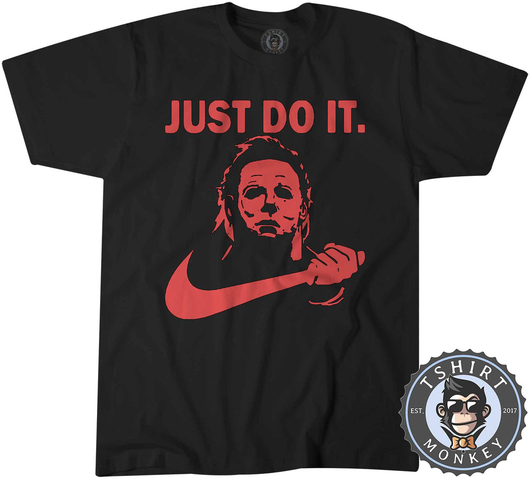 Just Do It Mike Myers Movie Inspired Mashup Halloween Tshirt Kids Youth Children 1092