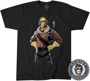 Ninja Fan Art Tshirt Mens Unisex 0312