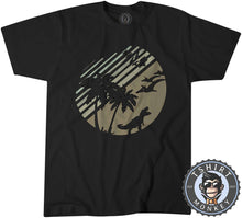 Load image into Gallery viewer, Jurassic Summer Vintage Tshirt Mens Unisex 1208