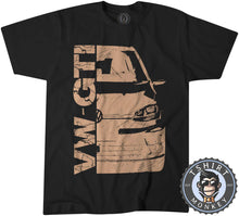 Load image into Gallery viewer, VW Golf GTI Vintage Tshirt Mens Unisex 0294