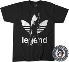 Load image into Gallery viewer, Legend - Freddie Mercury Inspired Tshirt Mens Unisex 0221