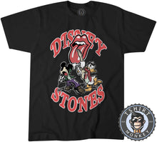 Load image into Gallery viewer, Disney Stones Tshirt Mens Unisex 0130