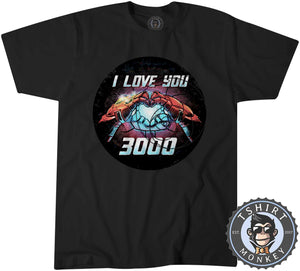 I Love You 3000 Tshirt Mens Unisex 2931