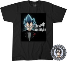 Load image into Gallery viewer, The God Saiyan Tshirt Mens Unisex 0109
