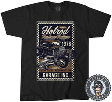 Load image into Gallery viewer, Hotrod Kustom Kulture V1 Vintage Car Inspired Poster Graphic Tshirt Mens Unisex 1161