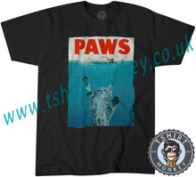 Load image into Gallery viewer, Cute kittens Paws Animals T-Shirt Unisex Mens Kids Ladies