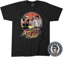 Load image into Gallery viewer, Sweep The Leg Tshirt Mens Unisex 0191