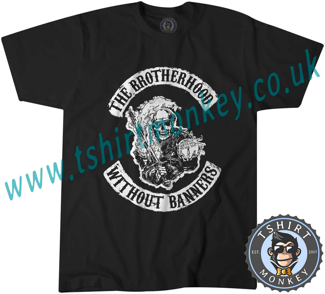 The Brotherhood Without Banners Riverlands Original T Shirt T-Shirt Unisex Mens Kids Ladies