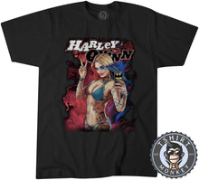 Load image into Gallery viewer, Harley Quinn Tshirt Kids Youth Children 0185