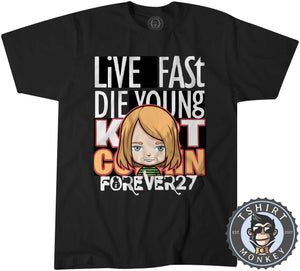 Live Fast Die Young Tshirt Mens Unisex 0041