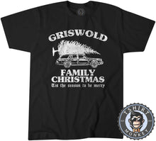 Load image into Gallery viewer, Griswold Family Christmas Tshirt Mens Unisex 2875