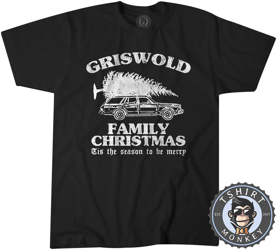 Griswold Family Christmas Tshirt Mens Unisex 2875