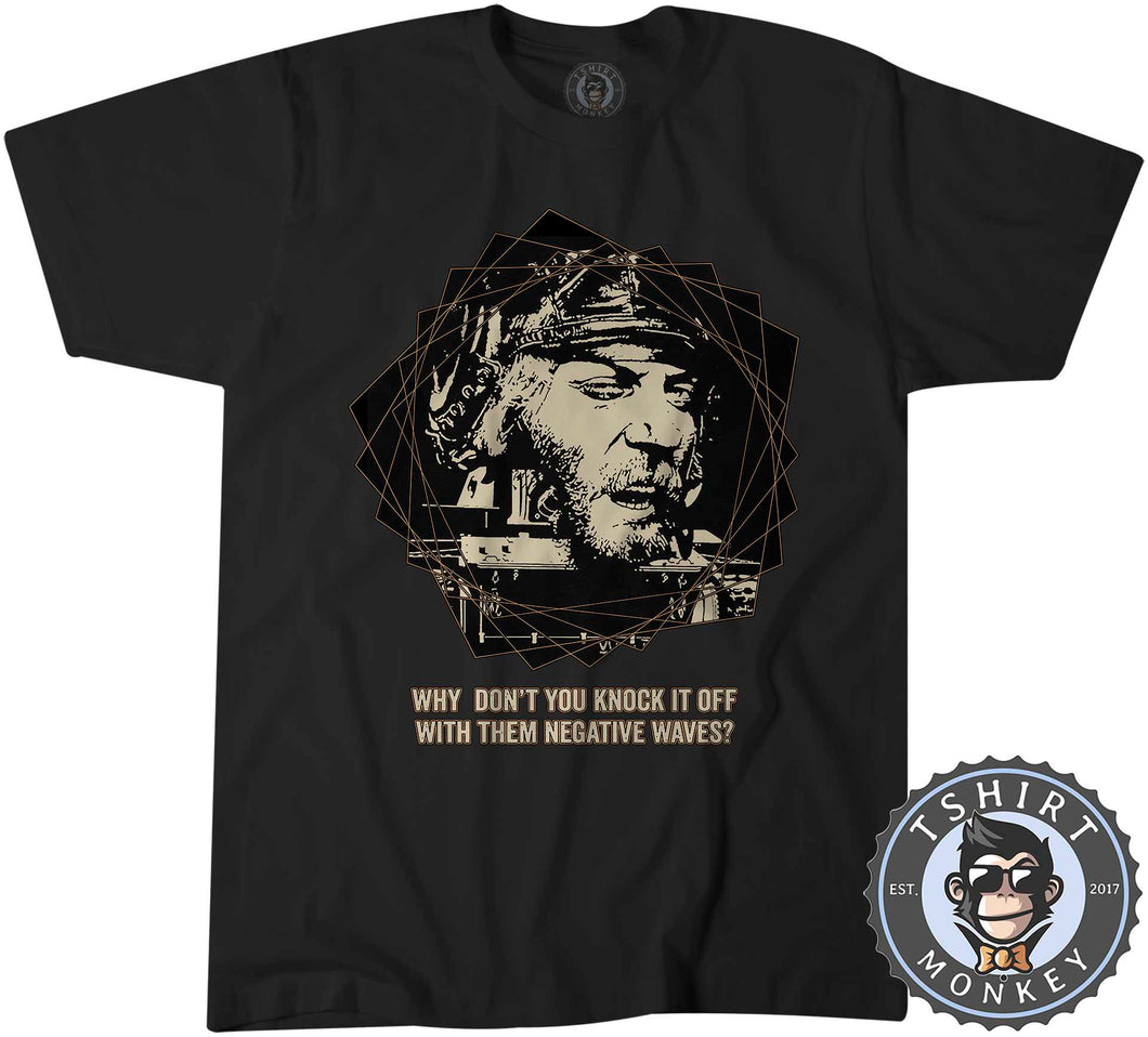 Kelly's Heroes Why Don't You Knock It Off With Them Negative Waves Vintage Tshirt Kids Youth Children 1240