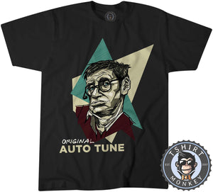 Original Auto Tune Graphic Illustration Hip Hop Tshirt Mens Unisex 1069