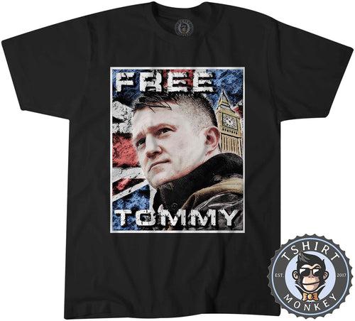 Free Tommy Inspired Statement Tshirt Mens Unisex 0747