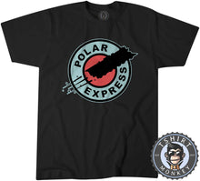 Load image into Gallery viewer, Polar Express Tshirt Kids Youth Children 2984