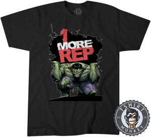 One More Rep Tshirt Kids Youth Children 0047