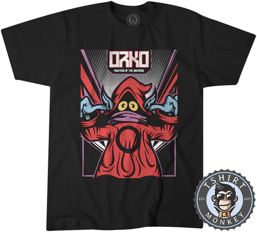 Orko - Master Of The Universe Cartoon Tshirt Shirt Kids Youth Children 2353