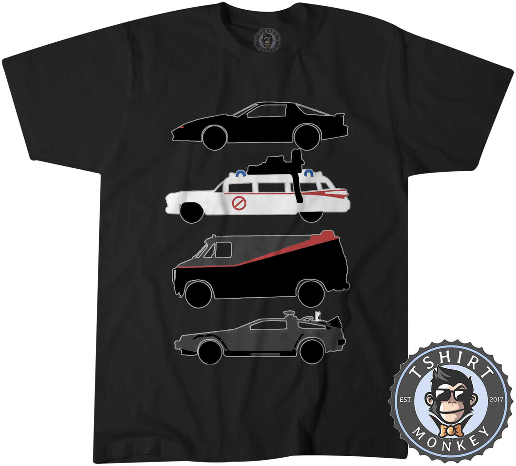 The Car Is The Star Tshirt Kids Youth Children 0150