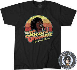 Sexual Chocolate - Movie Inspired Vintage Graphic Tshirt Kids Youth Children 1087