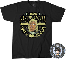 Load image into Gallery viewer, JKL Jack Kahuna Laguna Surf And Bongo Club Vintage Summer Tshirt Kids Youth Children 1278