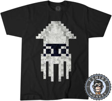 Load image into Gallery viewer, Blooper Pixel Classic Game Inspired 8-Bit Vintage Gamer Tshirt Shirt Mens Unisex 2189