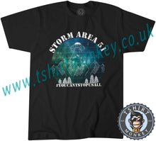 Load image into Gallery viewer, Storm Area 51 T-Shirt Unisex Mens Kids Ladies