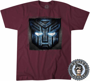 Autobots Inspired Distressed Tshirt Mens Unisex 0254