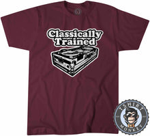 Load image into Gallery viewer, Classically Trained Music Inspired Mixer Vintage Tshirt Mens Unisex 1098