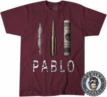 Load image into Gallery viewer, Pablo Tshirt Mens Unisex 0125