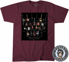 Load image into Gallery viewer, Awesome Rock and Roll Guitar Heaven Tshirt Mens Unisex 0067