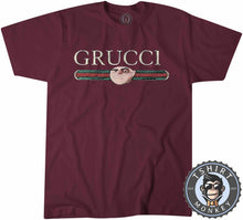 Load image into Gallery viewer, Grucci Funny Cartoon Despicable Meme Tshirt Shirt Mens Unisex 2088