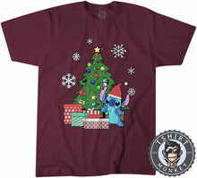 Load image into Gallery viewer, Wishing You A Merry Christmas Tshirt Mens Unisex 2980