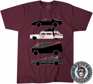 The Car Is The Star Tshirt Mens Unisex 0150